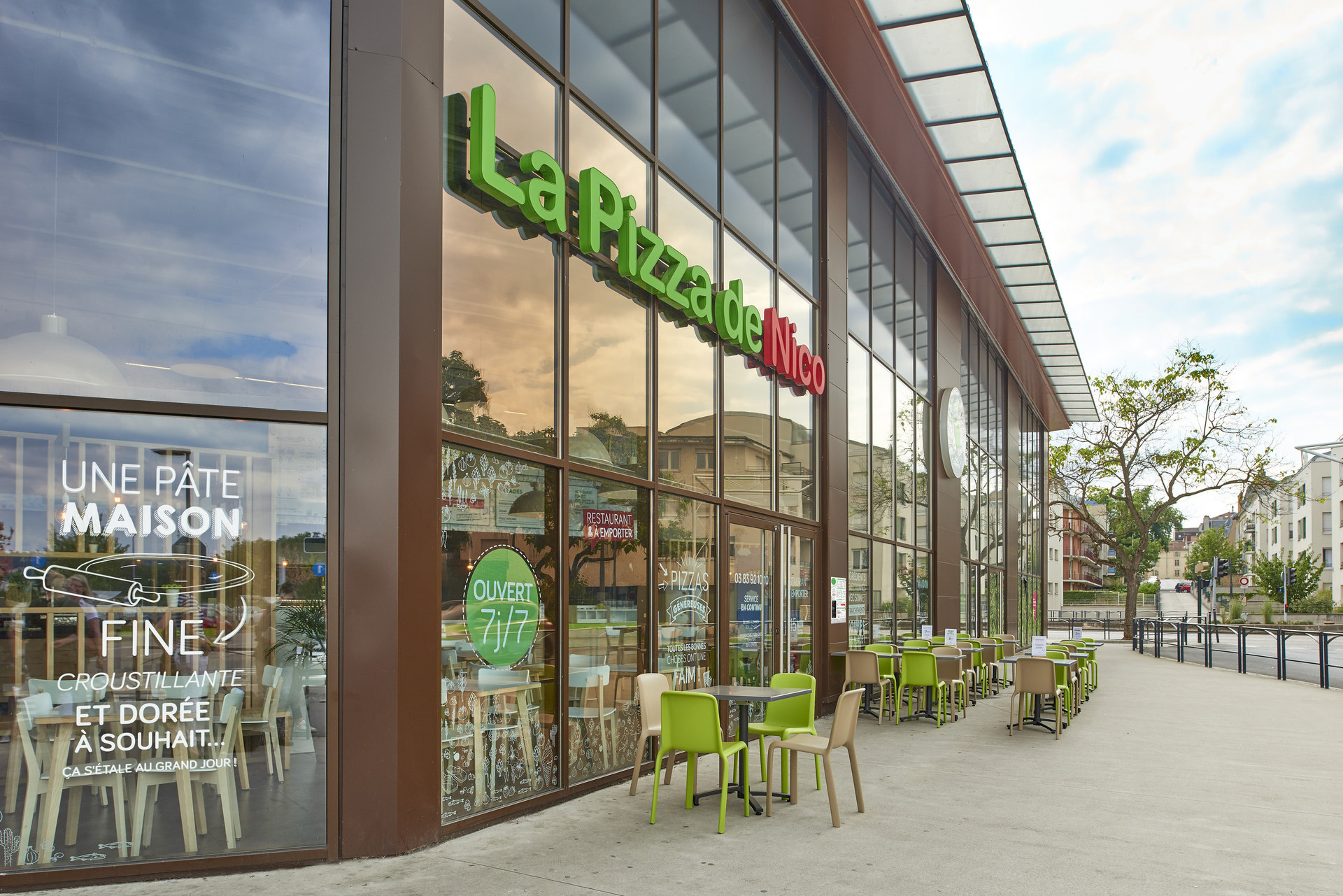 Ouvrez votre restaurant dans la région de Metz