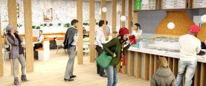 Nouvelle charte architecturale La Pizza de Nico