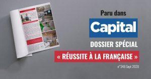 Une réussite à la française, selon le magazine CAPITAL