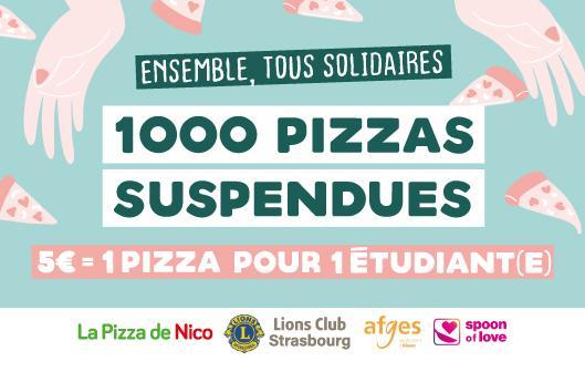 Solidarité – La Pizza de Nico soutient les étudiants face à la crise