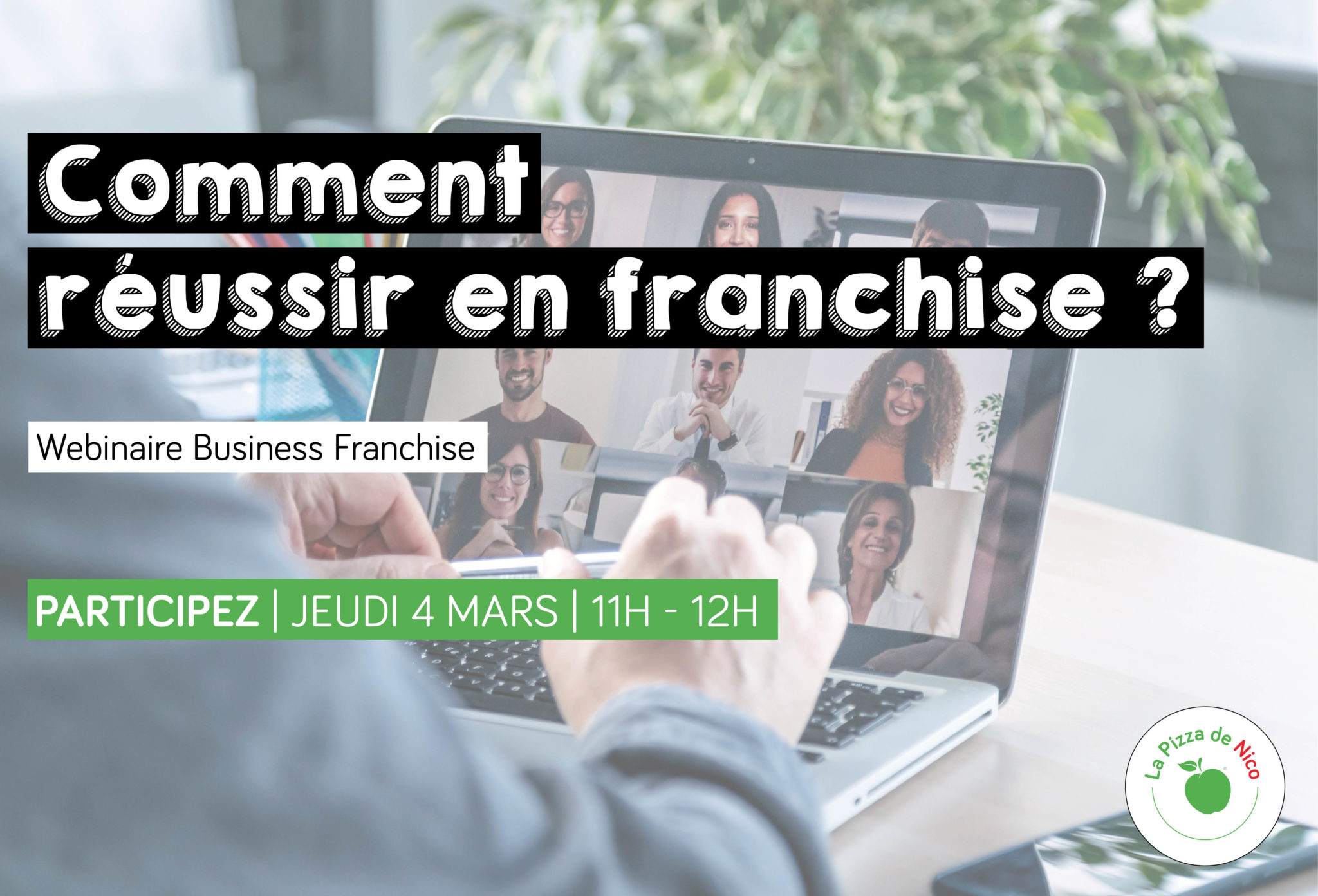 You are currently viewing [WEBINAIRE] Comment réussir en franchise ?